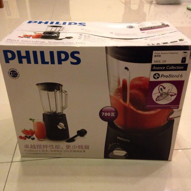 PHILIPS HR2095 攪拌機