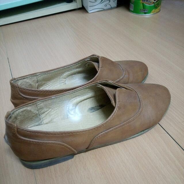 Queenshop牛津鞋23.5