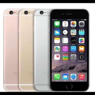 全新Iphone6s 64g太空灰