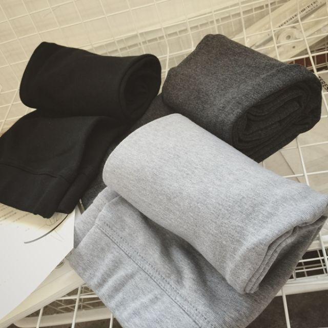 044預購。秋冬百搭必備加厚打底褲褲襪-深灰&灰&黑