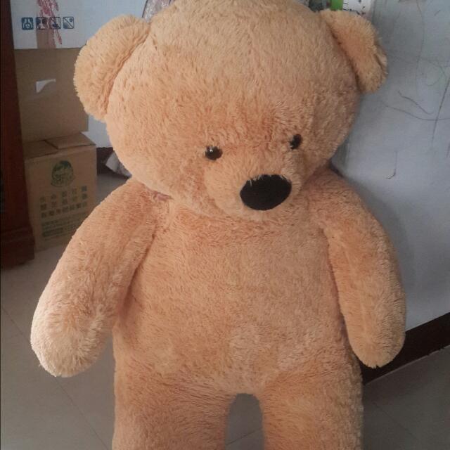 100CM大熊熊約一個小孩高