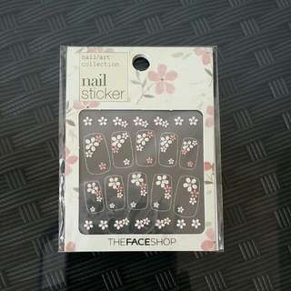 Face Shop Nail Sticker -  Sweet Colours