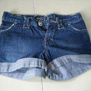 Gap Denim Short Pants