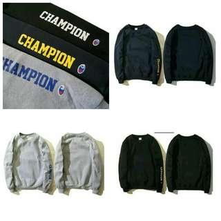 Champion大學T