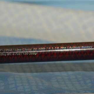 Pioner Telescopic Rod