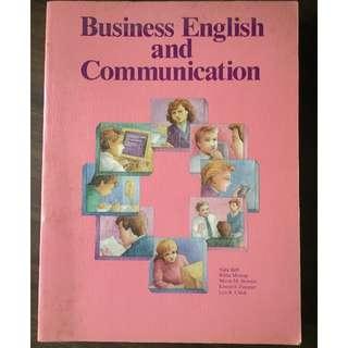 Business English & Communications