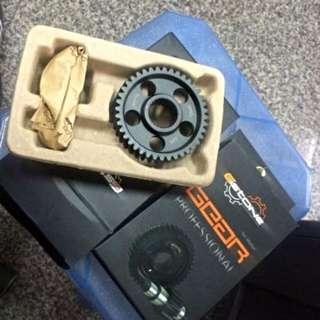 GStone 輕量化加速齒輪