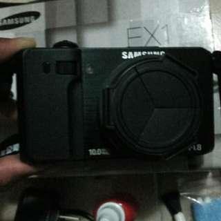 免運,三星EX1翻轉相機,黑色