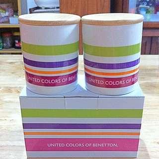 杯罐組UNITED COLORS OF BENETTON