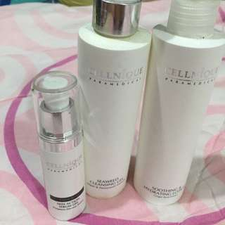 Cellnique Products (prelove)