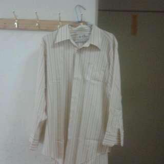 日本製氣質條紋襯衫