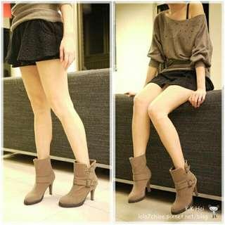 【徵收】秋冬短靴 踝靴  長靴 24.5-25號 各類型款式 跟高不要超過8公分