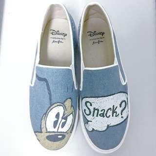 Disney X Lovfee 布魯托 便鞋 36號