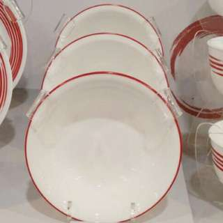 Corelle Cereal Bowl 500ml (3pcs) - Brand New