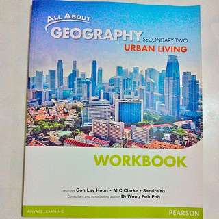 Secondary Two Pearson Geography Workbook