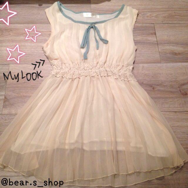 •東京著衣YOCO•氣質雪紡縮腰洋裝🎀