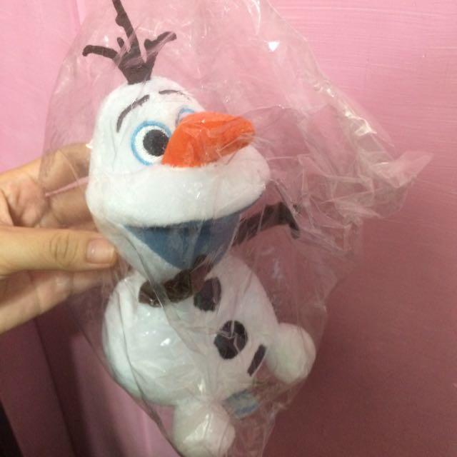 雪寶 冰雪奇緣 玩偶 布偶 娃娃