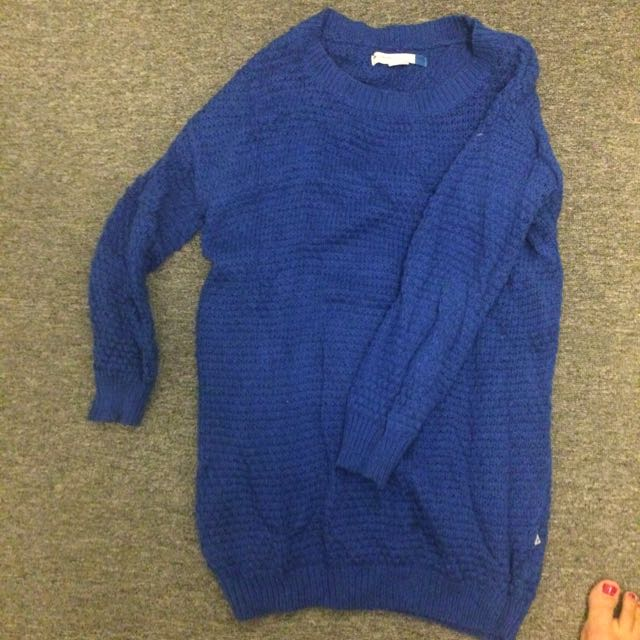 Adidas Knitted Jumper