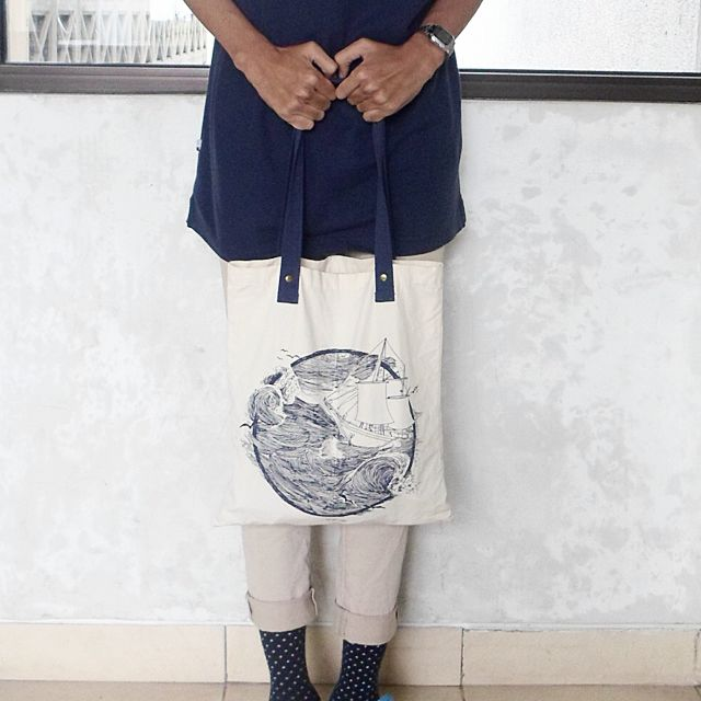 Canvas Tottebag