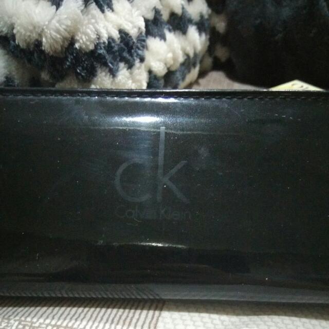 Ck鉛筆盒化妝包