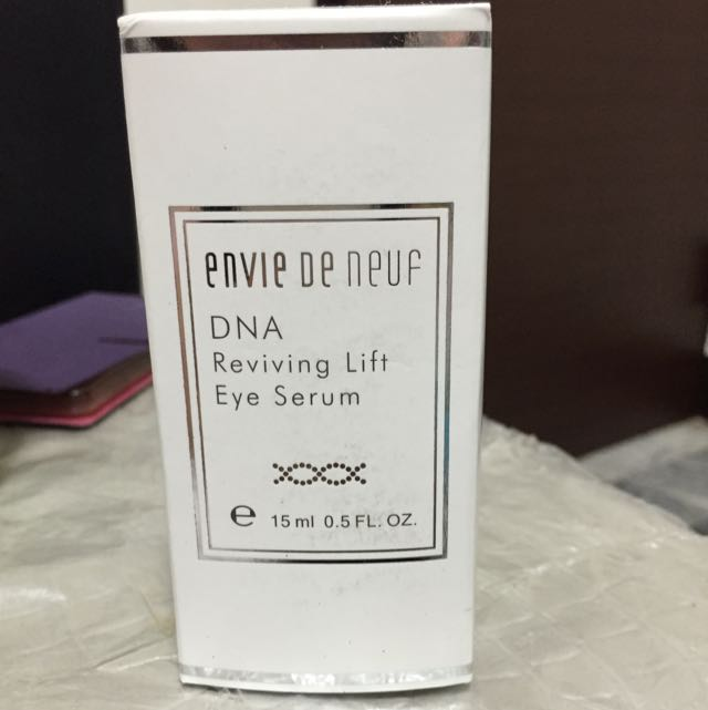 Envie De Neuf 茵蝶 DNA瞬效再造眼部精華