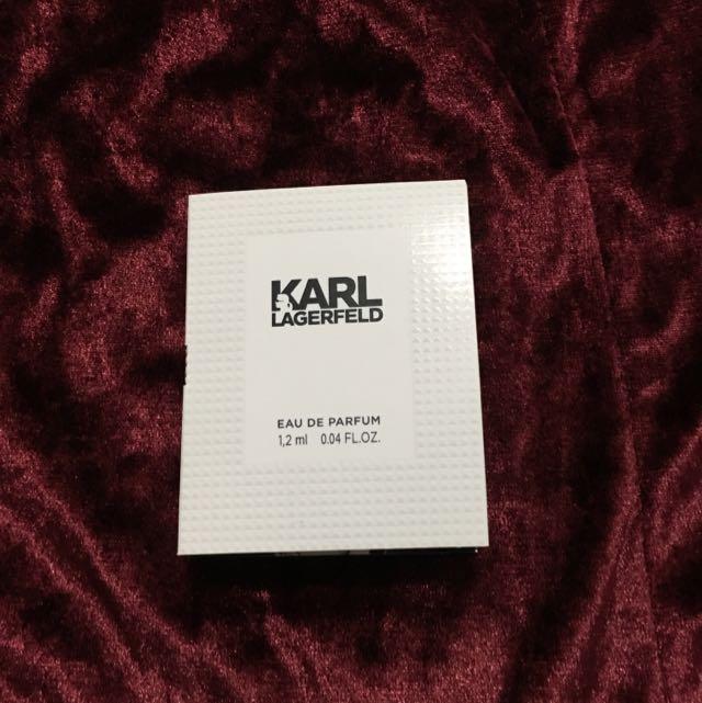 Karl Lagerfeld 卡爾 同名時尚女性淡香精
