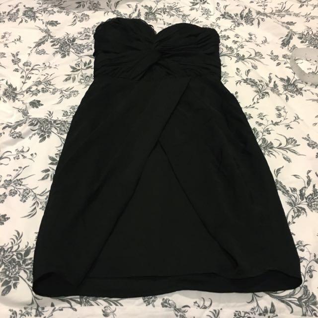 Love Bonito Strapless Dress