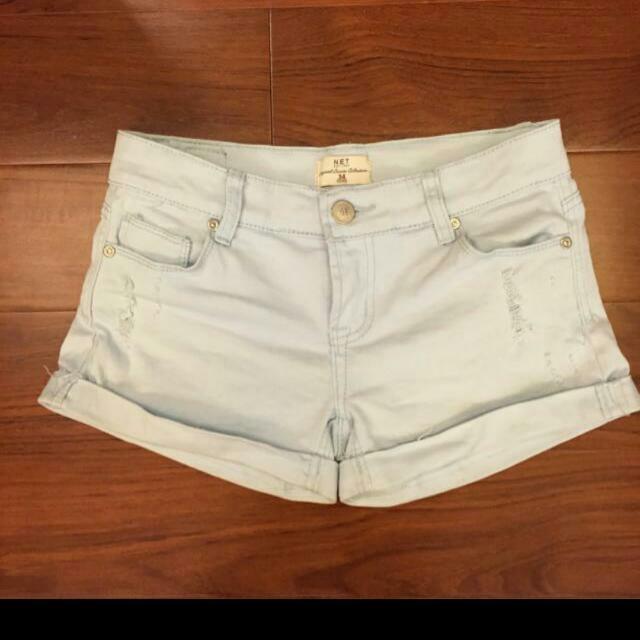 NET短褲(含運)