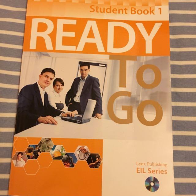 READY To Go📚