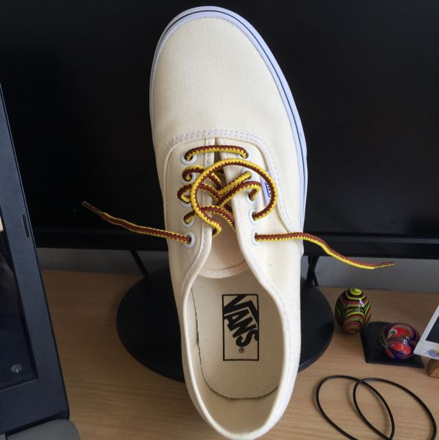 7baef9bd44 Brand New Vans Canvas Sneakers For J.Crew