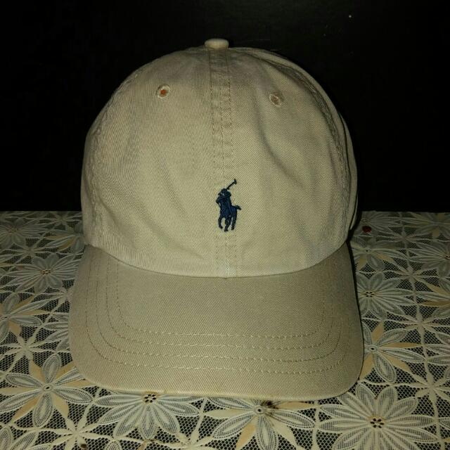 0be85b058 Vintage Ralph Lauren Polo Strapback Cap