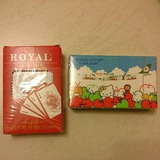 Royal 魔術撲克牌