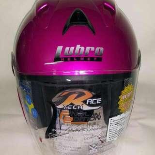 LUBRO RACE TECH II(桃紅色)全新!!