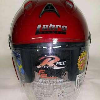 LUBRO RACE TECH II(紅色)全新!!