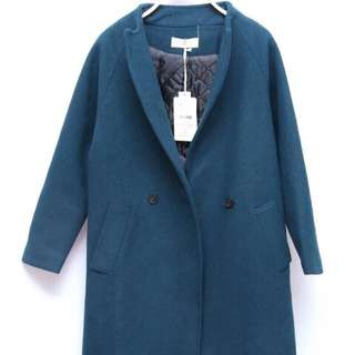 2015年冬裝韓版絨毛大衣外套