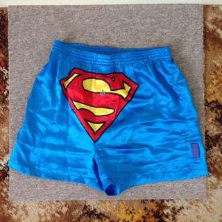 Superman Pj Shorts