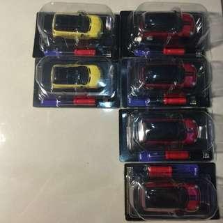 7-11 Mini Cooper 交換或零售
