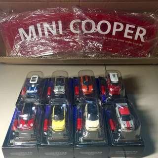 7-11 Mini Cooper 一套八款
