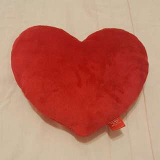 告白專用 心型枕手墊