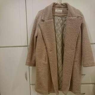 大衣外套(杏色)
