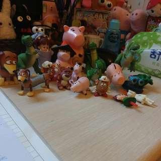 玩具總動員公仔系列♥單買👌