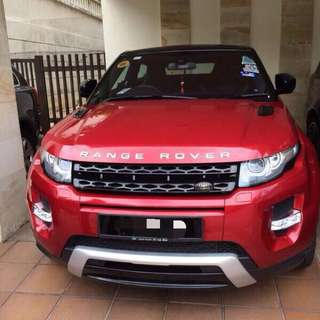Range Over Evoque2.0