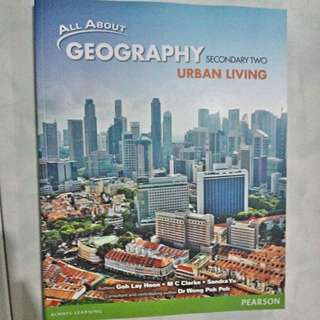Secondary Two Geography Textbook