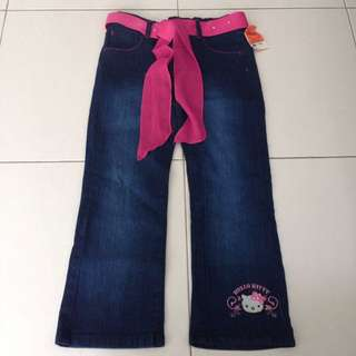 Hello Kitty Jean Size 6x