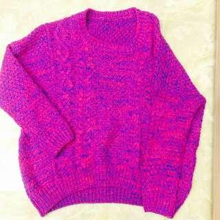 (保留)針織毛衣