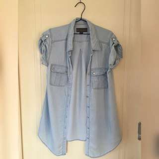 FOREVER NEW Denim Shirt