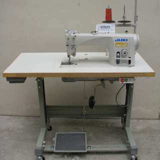 Industrial Sewing Machine + Table