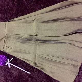Tinamee Pleat Skirt ( Berrybenka)