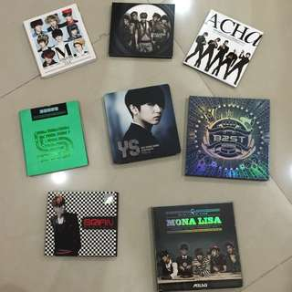 KPop CD For Sale