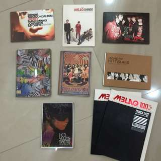 KPop CD For Sale (pt2)